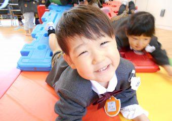 ドキドキの幼稚園生活✨
