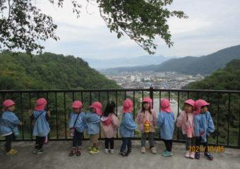 舞鶴山へ散歩(愛宕沼から山頂へ)